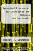 cover of Appraisal Procedures for Counselors and Helping Professionals (2nd edition)