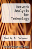 cover of Network Analysis for Technology