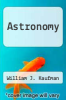cover of Astronomy