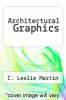 cover of Architectural Graphics (2nd edition)