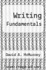 cover of Writing Fundamentals