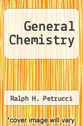 Cover of General Chemistry 5 (ISBN 978-0023948046)