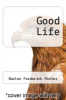 cover of Good Life