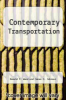 cover of Contemporary Transportation (4th edition)
