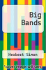 cover of Big Bands