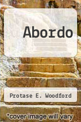 Abordo by Protase E. Woodford - ISBN 9780026461443