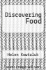 cover of Discovering Food (2nd edition)