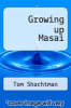 cover of Growing up Masai