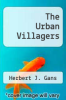 cover of The Urban Villagers