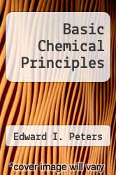 Cover of Basic Chemical Principles EDITIONDESC (ISBN 978-0030048135)