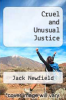 cover of Cruel and Unusual Justice