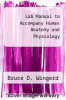 cover of Lab Manual to Accompany Human Anatomy and Physiology (2nd edition)