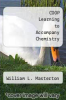 cover of COOP Learning to Accompany Chemistry (3rd edition)