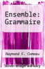 cover of Ensemble: Grammaire (4th edition)
