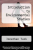 cover of Introduction to Environmental Studies (3rd edition)