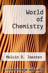 Cover of World of Chemistry EDITIONDESC (ISBN 978-0030301735)