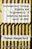 cover of Contemporary College Algebra and Trigonometry: A Graphing Approach (with CD-ROM) (1st edition)