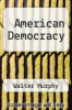 cover of American Democracy (9th edition)