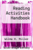cover of Reading Activities Handbook