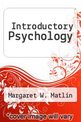 Cover of Introductory Psychology EDITIONDESC (ISBN 978-0030527876)