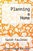cover of Planning a Home
