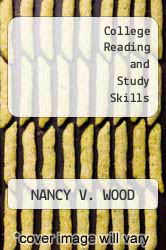 Cover of College Reading and Study Skills 91 (ISBN 978-0030540639)