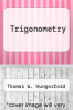 cover of Trigonometry (1st edition)