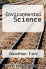 cover of Environmental Science (3rd edition)