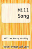 cover of Mill Song