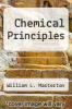 cover of Chemical Principles (6th edition)