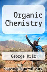 Cover of Organic Chemistry  (ISBN 978-0030751790)