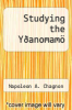 cover of Studying the Yoanomamo