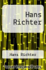 cover of Hans Richter