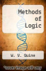 cover of Methods of Logic (3rd edition)