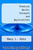 cover of Chemical World: Concepts and Applications