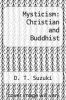 cover of Mysticism: Christian and Buddhist