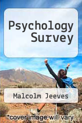 Cover of Psychology Survey EDITIONDESC (ISBN 978-0041500738)