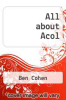 cover of All about Acol (4th edition)