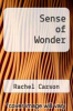 cover of Sense of Wonder