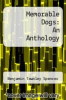 cover of Memorable Dogs: An Anthology