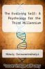 cover of The Evolving Self: A Psychology for the Third Millennium