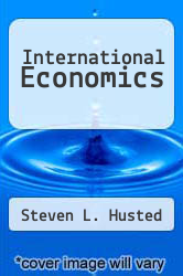 Cover of International Economics EDITIONDESC (ISBN 978-0060430429)