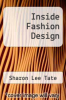 cover of Inside Fashion Design (3rd edition)