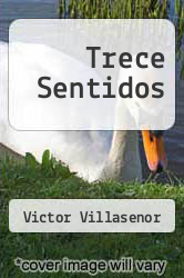 Cover of Trece Sentidos EDITIONDESC (ISBN 978-0060505110)