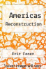 cover of Americas Reconstruction