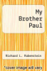cover of My Brother Paul