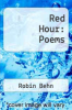 cover of Red Hour: Poems (1st edition)