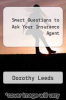 cover of Smart Questions to Ask Your Insurance Agent