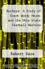 cover of Buckeye: A Study of Coach Woody Hayes and the Ohio State Football Machine