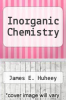 cover of Inorganic Chemistry